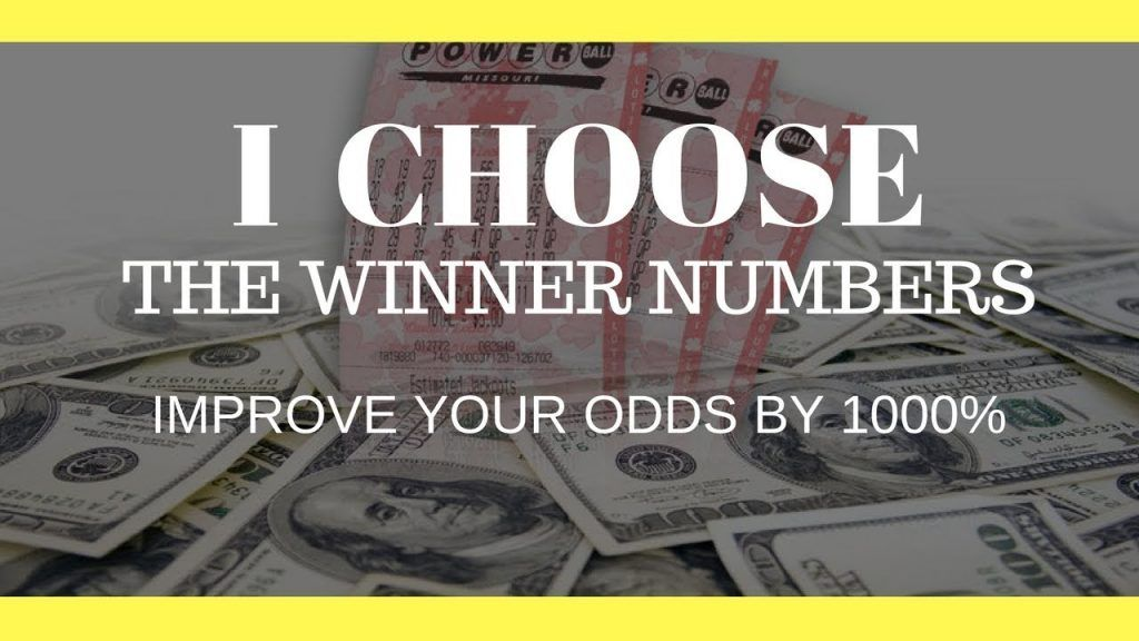 How to Increase Your Odds of Winning at the Lotto By More Than 1000%