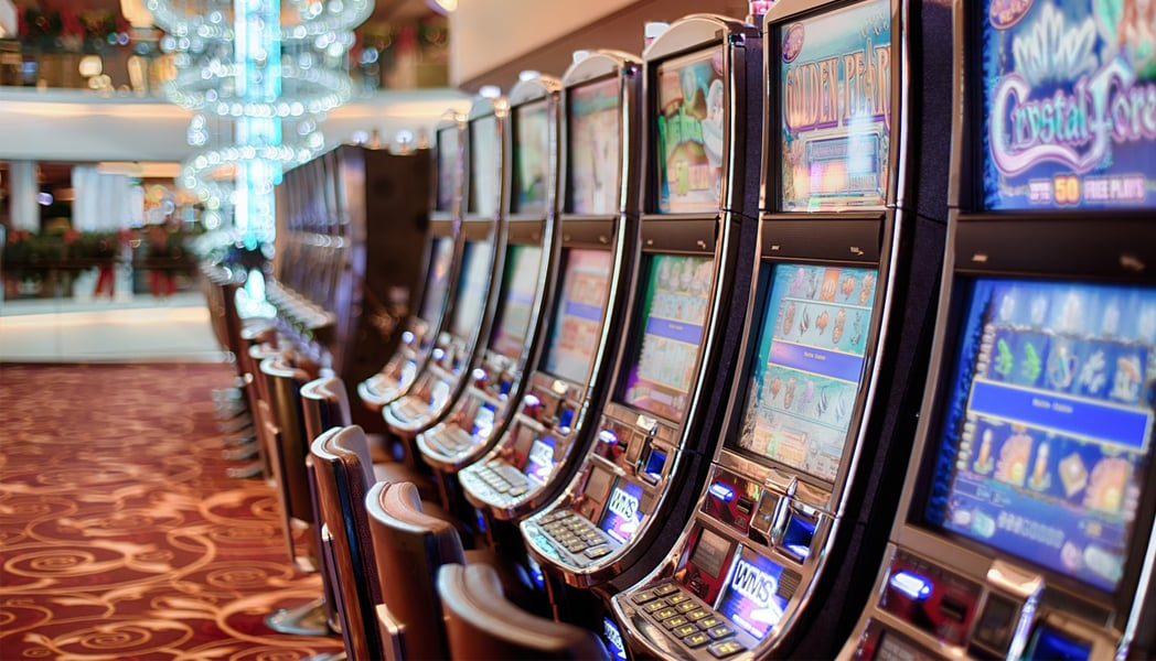 How Much Money Did You Spend on Slot Machine
